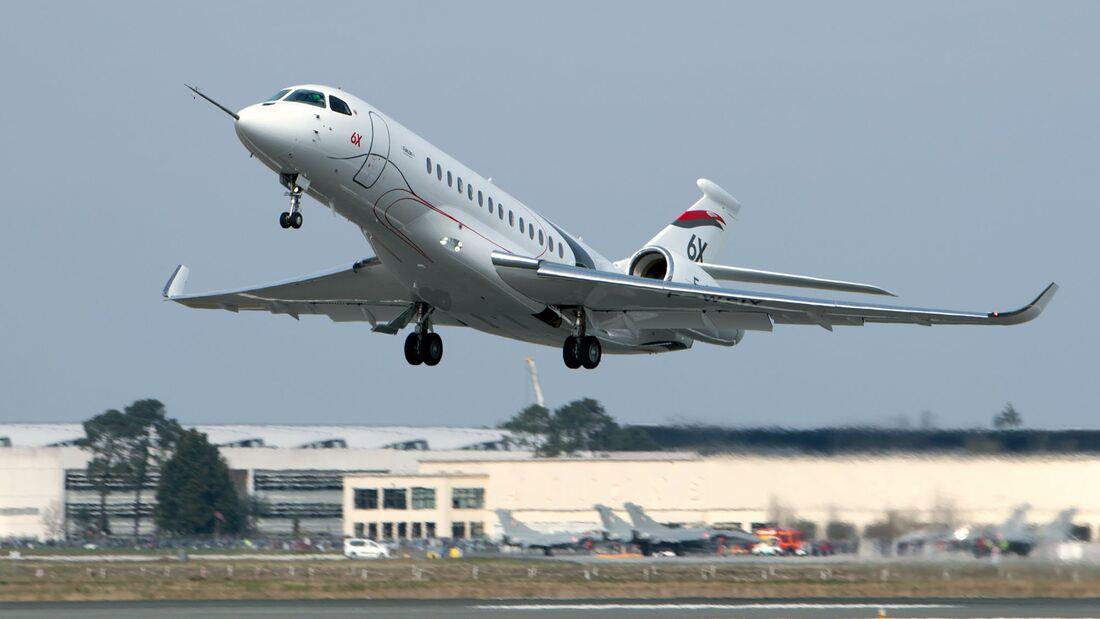 © Dassault Aviation - V. Almansa     /     © Dassault Aviation - V. Almansa