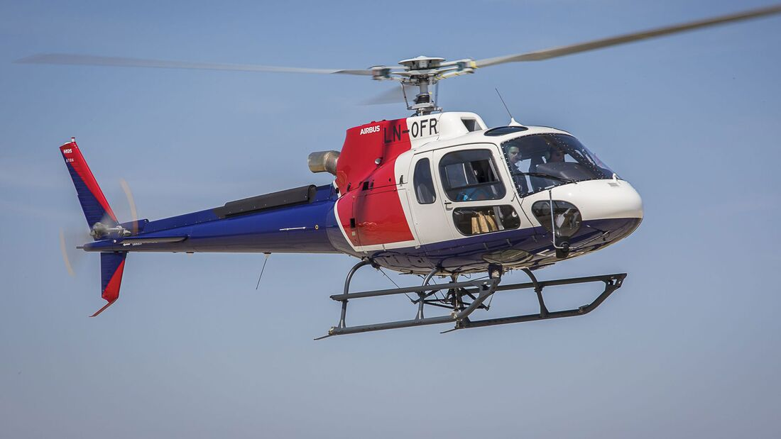 Airbus Helicopters H125.