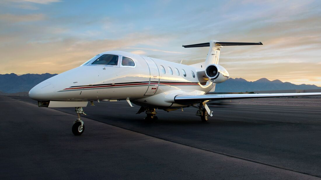 NetJets bleibt auch in den nächsten Jahren Großabnehmer der Embraer Phenom 300E.