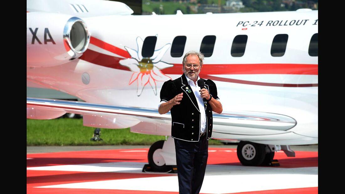 Ab Mai 2014 Gibt Es Die Pilatus PC-24 Zu Kaufen